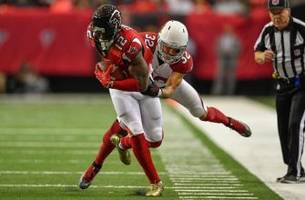 arizona cardinals vs washington redskins: inactives