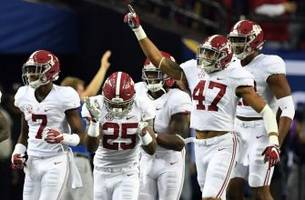 ALABAMA FOOTBALL WINS 26th SEC FOOTBALL CHAMPIONSHIP