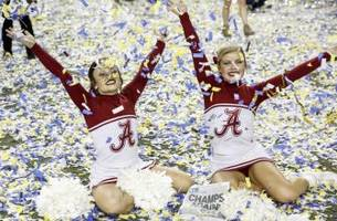 ATLANTA BOUND AGAIN: Alabama Grabs No. 1 CFP Seed, Washington