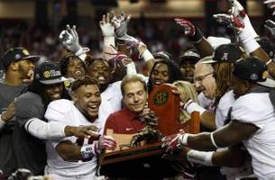 Alabama-Florida SEC Championship Postgame Notebook