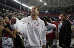 Lane Kiffin Says He Will Stay With Alabama Through Playoffs