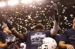 Penn State Left Out of the College Football Playoff, Headed to Rose Bowl