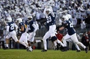relive penn state's blocked field goal versus ohio state that will stir the playoff debate