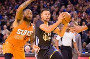 Steph Curry's 31 leads Warriors to easy win over Suns
