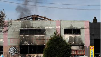 Oakland fire: Safety questions as death toll rises