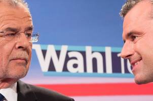 In Sunday's Day Of Reckoning, Austria Braces For Historic Presidential Election Result