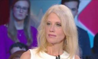 Kellyanne Conway Loses it When Pushed by Jake Tapper Over Trump's Lack of 'Presidential Behavior'