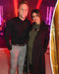 olly murs talks baby gifts for cheryl after discussing her 'rather large bump'