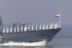 PM Modi extends his greetings to Indian Navy on Navy Day