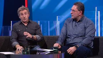 scrum v pundits on england, george north's injury scare and rob howley