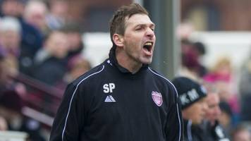 Montrose: Stewart Petrie is new manager at Links Park