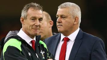 Rob Howley: Interim coach should focus on Wales, says Jonathan Davies