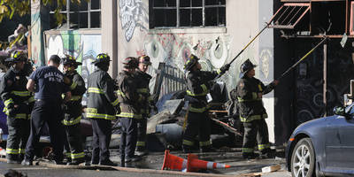 Death Toll Rises in Oakland Warehouse Party Fire