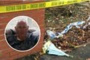 Police release photo of Mackworth murder victim Geoff Seggie as...