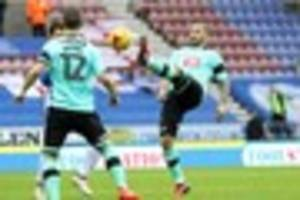 key moments: wigan athletic 0-1 derby county