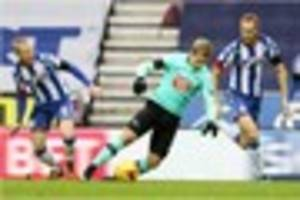 'poor service' made life tough for derby county record signing...