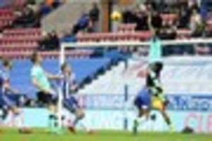 why describing derby county's win at wigan as 'ugly' is a...