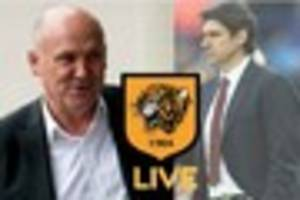 hull city news and rumours live: tigers ready for middlesbrough...