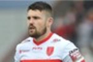 mitch allgood signs for wakefield trinity after leaving hull kr