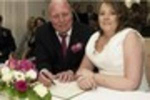 husband pays tribute to 'beautiful' bride who died three days...