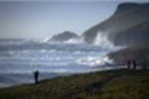 woman, 36, found dead in the sea off south west coast