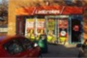Essex Police hunt masked man who robbed Chelmsford Ladbrokes with...