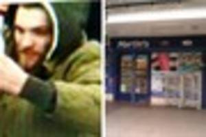 Police seek man suspected of robbing Great Baddow newsagents