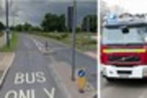Firefighters called to Dartford flat fire after fears someone was...