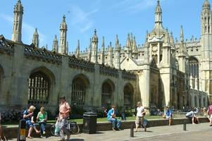 tourism bosses launch new 'friendly invasion' initiative to bring more american visitors to cambridge