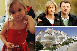 madeleine mccann cops chasing 'important new lead' as investigation reaches last roll of the dice