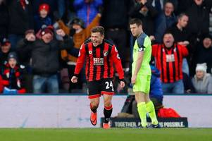 Scots star Ryan Fraser helps stun Liverpool by having a hand in three of Bournemouth's four goals in dramatic comeback win