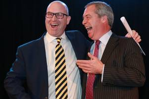 welsh parties sceptical as new ukip leader paul nuttall pledges his party is 'committed to keeping nhs in public hands'