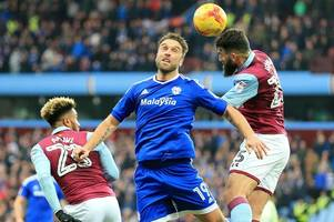 cardiff city waiting to discover full extent of rickie lambert injury as frederic gounongbe earns praise from neil warnock