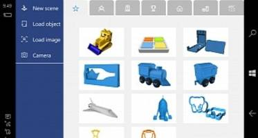 Windows Phones Now Able to Create and Print 3D Objects with Free Microsoft App