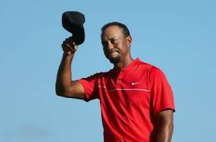 One crazy stat about Tiger Woods' comeback