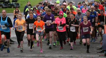 Belfast Telegraph Loughgall Run Forest Run- full results, pictures and video