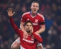 middlesbrough 1-0 hull: teesiders move away from drop zone thanks to ramirez strike