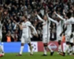 Flying Tosun volley claims UEFA Champions League Goal of the Week, presented by Nissan!