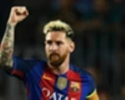 Will Messi break Ronaldo's Champions League group-stage goals record?