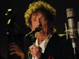Bob Dylan pens a speech to be read at Nobel Prize ceremony