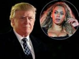 Donald Trump faces off against Hillary Clinton, Beyonce, Vladmir Putin and Simone Biles for Time 'Person of the Year'