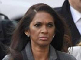 Remainer Gina Miller arrives at Supreme Court for the latest stage of Brexit legal battle after claiming judges are being 'unfairly vilified' and she can longer travel on public transport because of 'abuse'