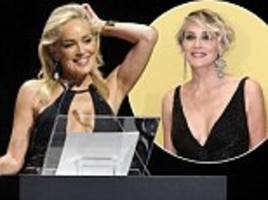 Secrets of an A-list body: We reveal how YOU can get Sharon Stone's shapely arms