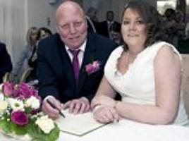 woman married her fiancé of 17 years days before dying from breast cancer