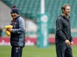 jonny wilkinson in awe of eddie jones' england squad... 'there's an ability to control their own destiny'