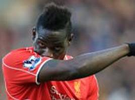 Mario Balotelli revealed to have had a '£1m behaviour bonus' at Liverpool in contract clause
