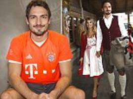 Mats Hummels on Manchester United, Wayne Rooney and Jurgen Klopp