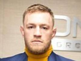 UFC news: Conor McGregor claims he'd knock out Floyd Mayweather
