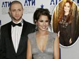 brian friedman awkwardly answers question about cheryl's pregnancy