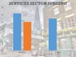 Service sector hits 10 month high despite Brexit fears